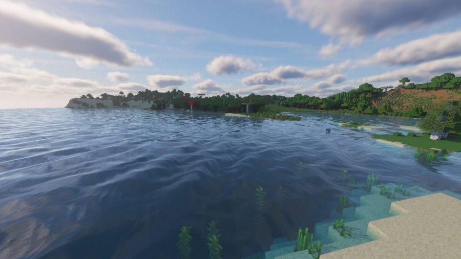 Continuum Minecraft shaders