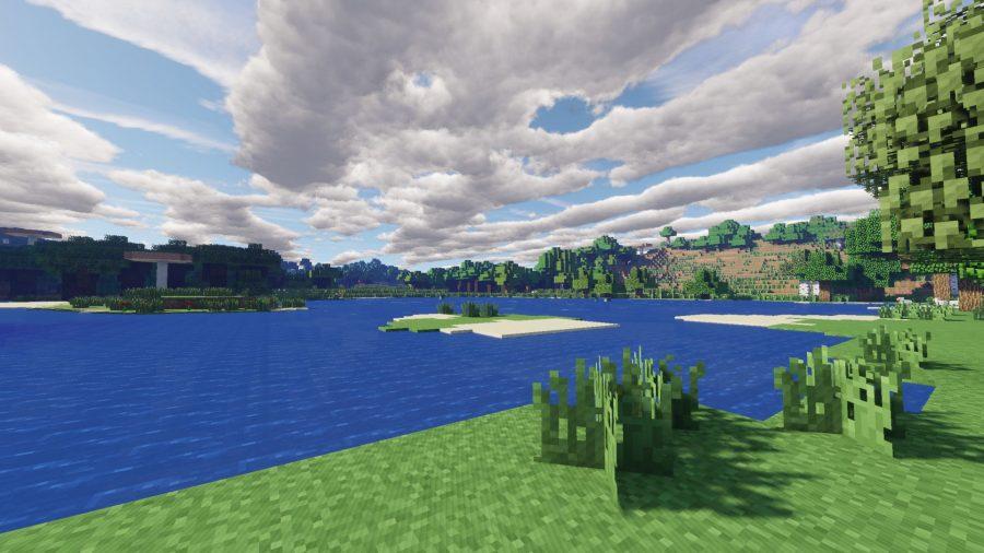 ebin Minecraft shaders