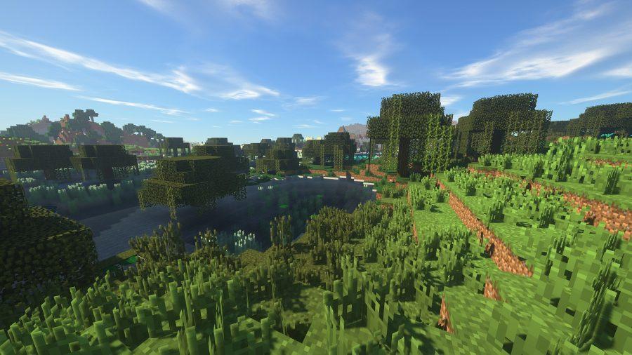 SEUS Minecraft shaders
