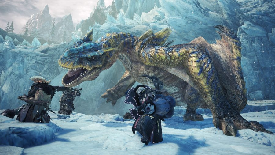 Monster Hunter World: Iceborne Tigrex guide – MHW Tigrex hunting