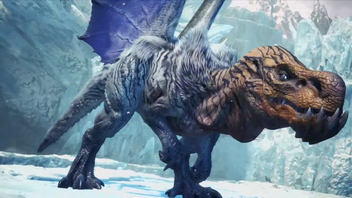 Steam takes Monster Hunter World: Iceborne sales past 4 million