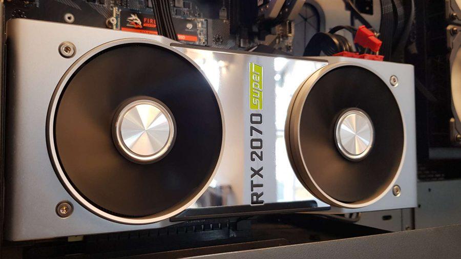 Nvidia RTX 2070 Super performance