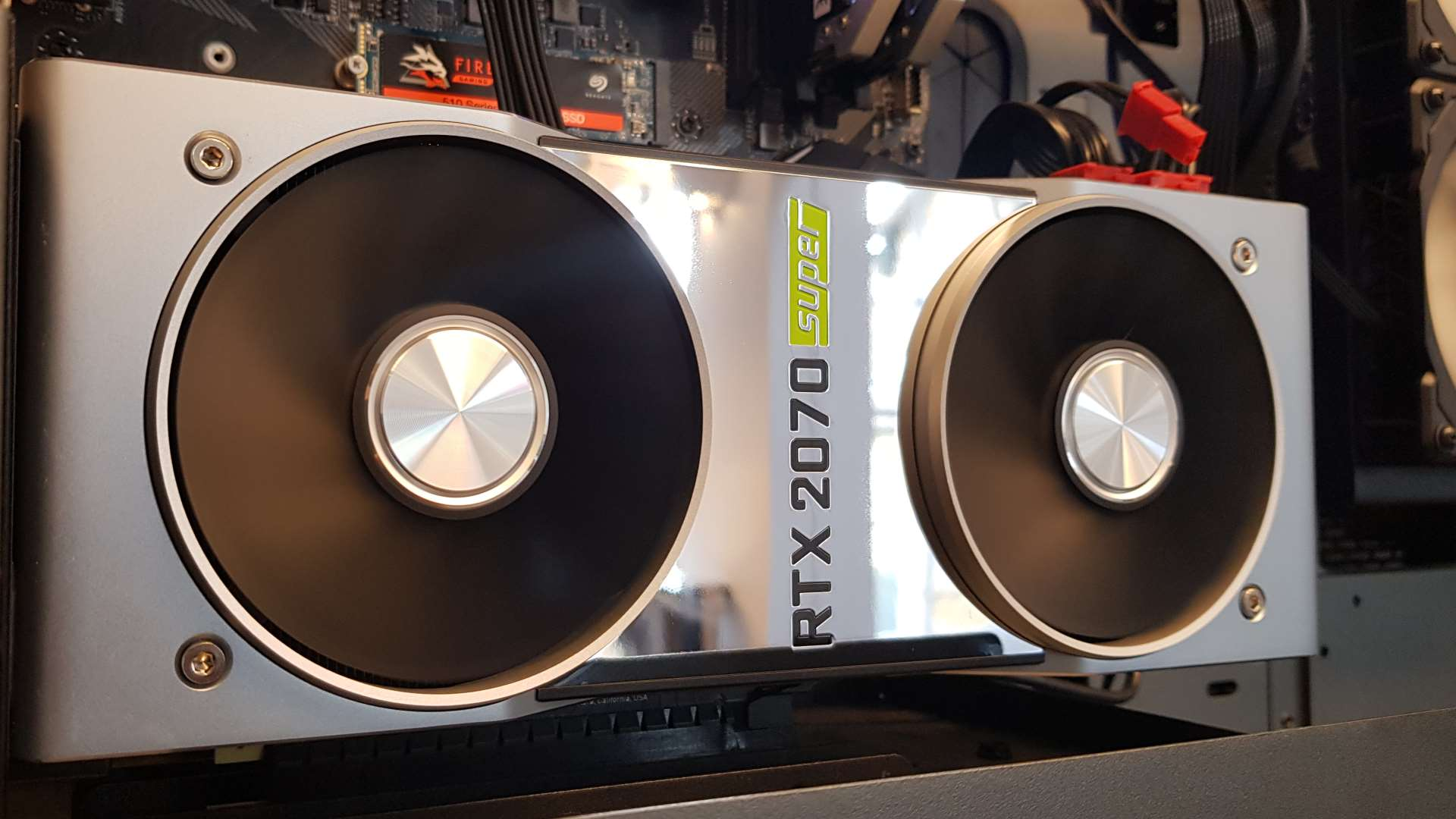 Nvidia RTX 2070 Super review: the RX 5700 XT runs it close, but