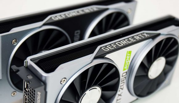 Nvidia RTX Super Turing graphics cards