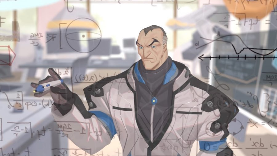 Overwatch new heroes: who is hero 31 Sigma? | PCGamesN
