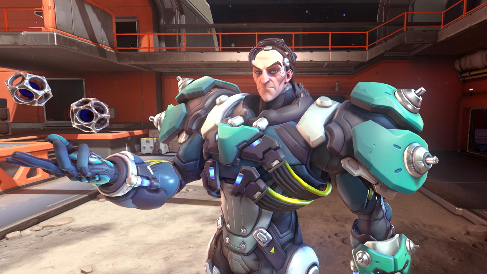 Le prochain héros d'Overwatch est Sigma, un physicien doté de capacités de contrôle de la gravité.