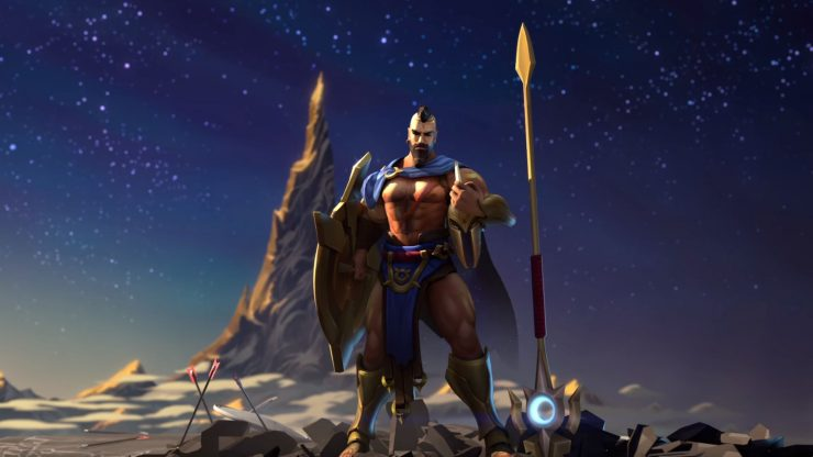 League of Legends patch 9 16 – Pantheon rework and Hextech