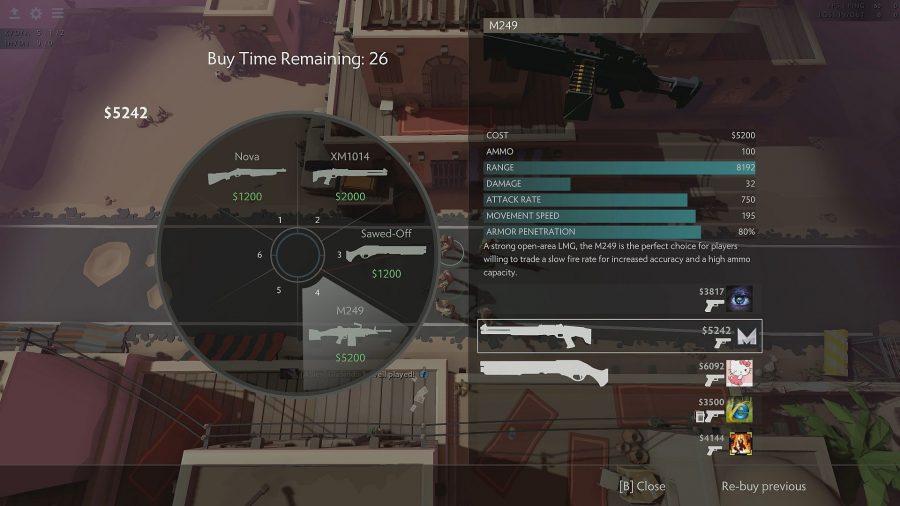 Meet the dev behind PolyStrike, a top-down CS:GO inside Dota 2