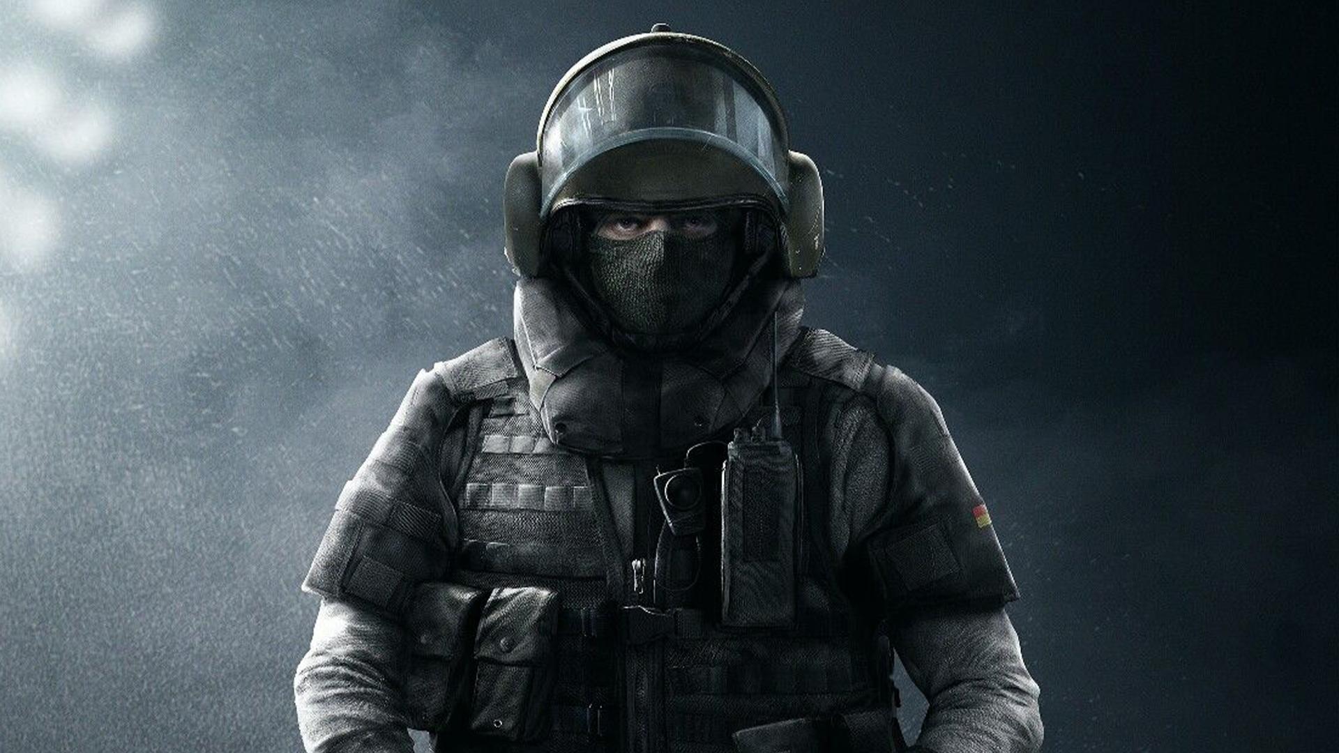 Shield operators get nerfed in the new Rainbow Six Siege