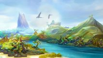 runescape land out of time key art