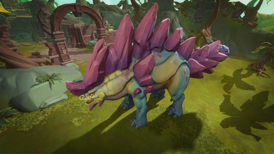 land out of time dinosaurs runescape