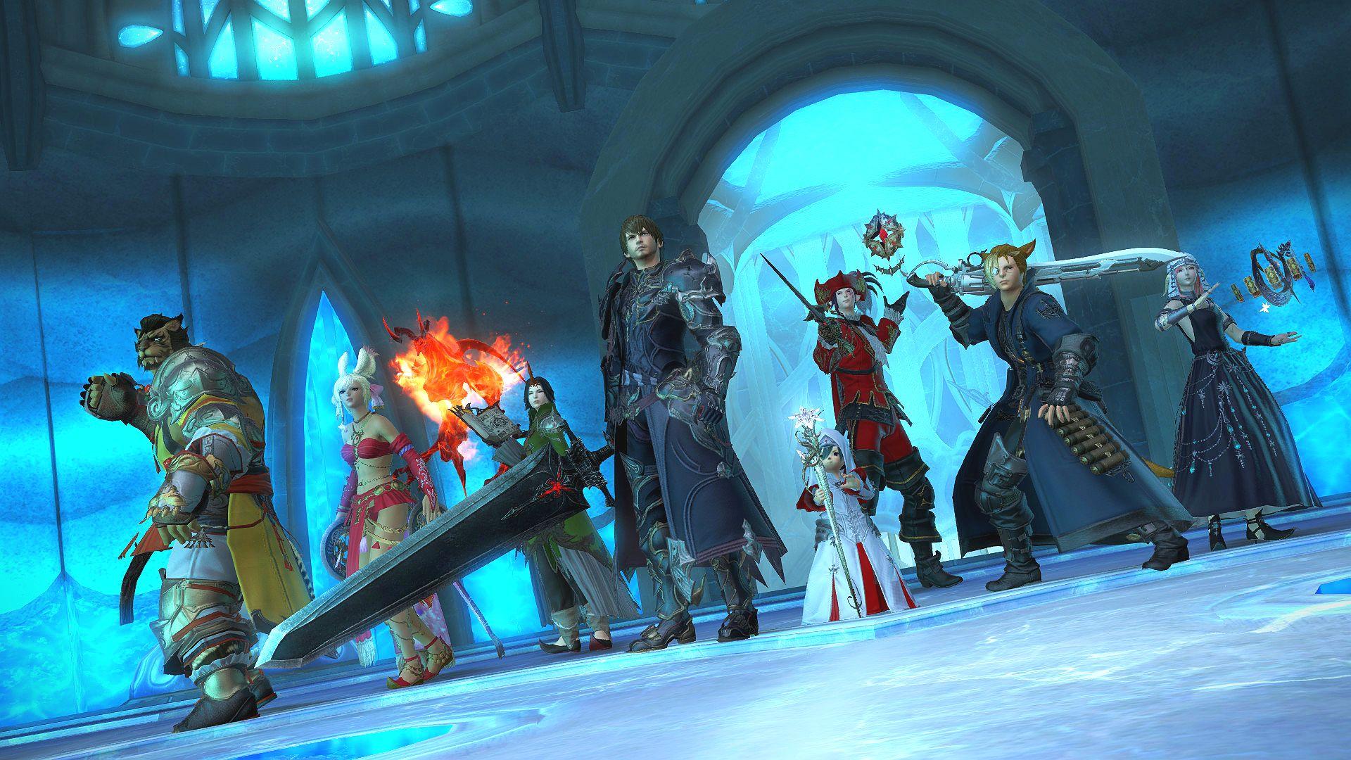 Final Fantasy Xiv Shadowbringers Review Grossly Incandescent