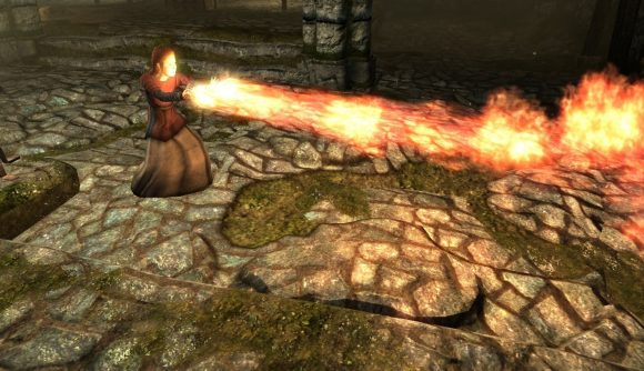 This Skyrim mod lets you play as a child | PCGamesN