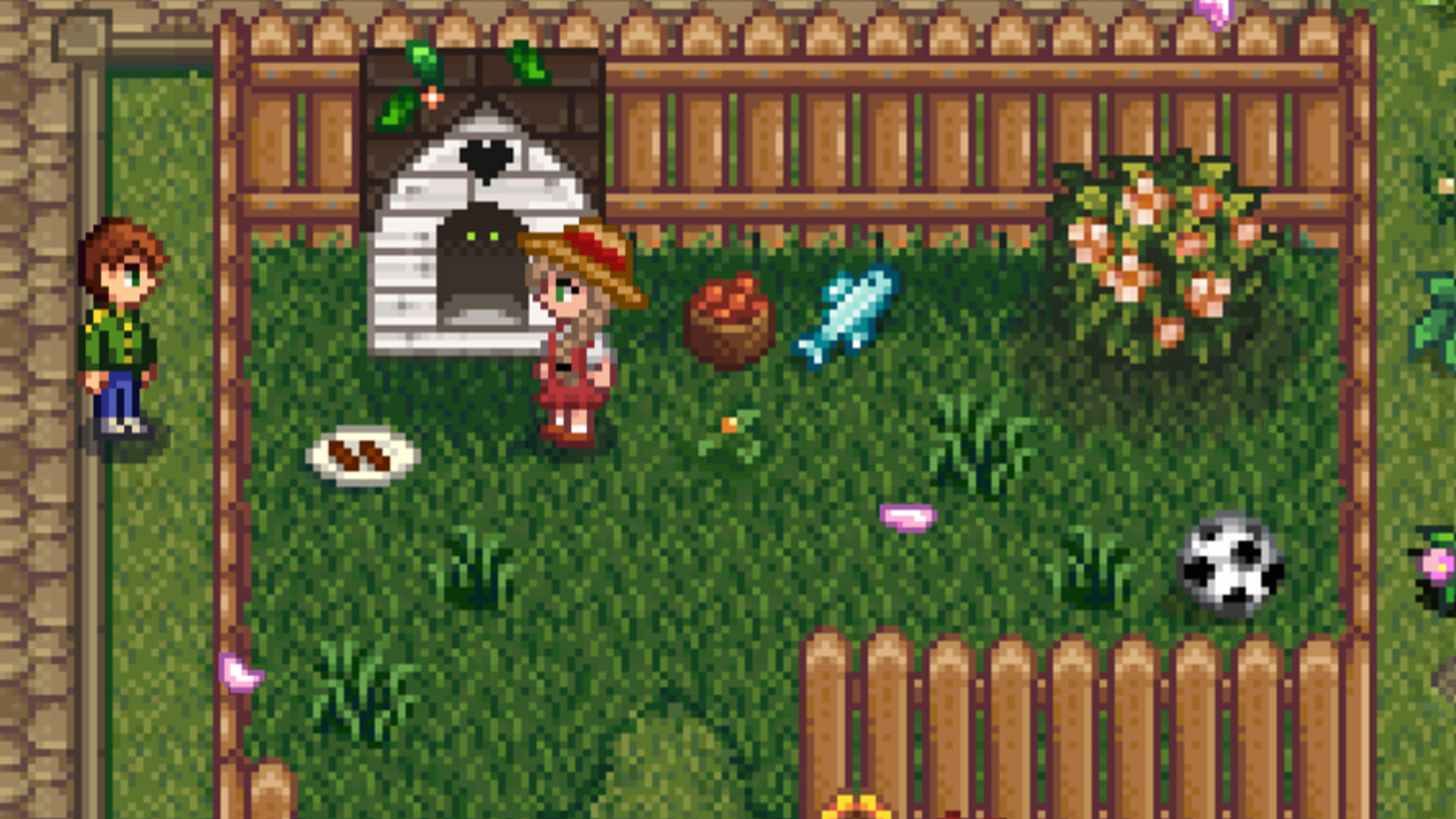 This Stardew Valley mod completely rebuilds the world with