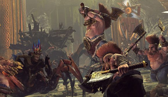 "Total War: Warhammer 2's free DLC array teases ""old friends"" – we're"