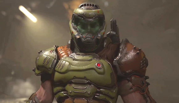 DOOM Eternal will feature a hub area for Doomguy to chillax in