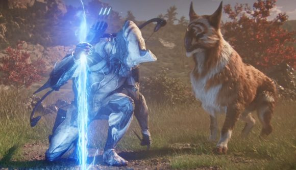 Warframe hits one of Twitch's biggest viewer peaks of 2019