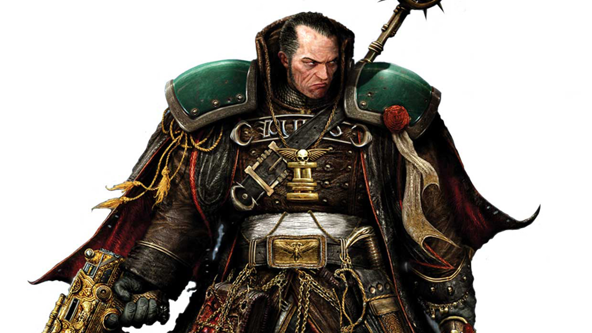 A Warhammer 40k TV series is coming, starring Inquisitor Eisenhorn