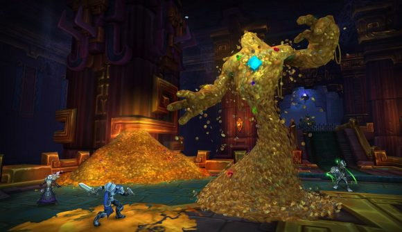 """Blizzard says WoW Classic's gold farming exploits are """"under control"""