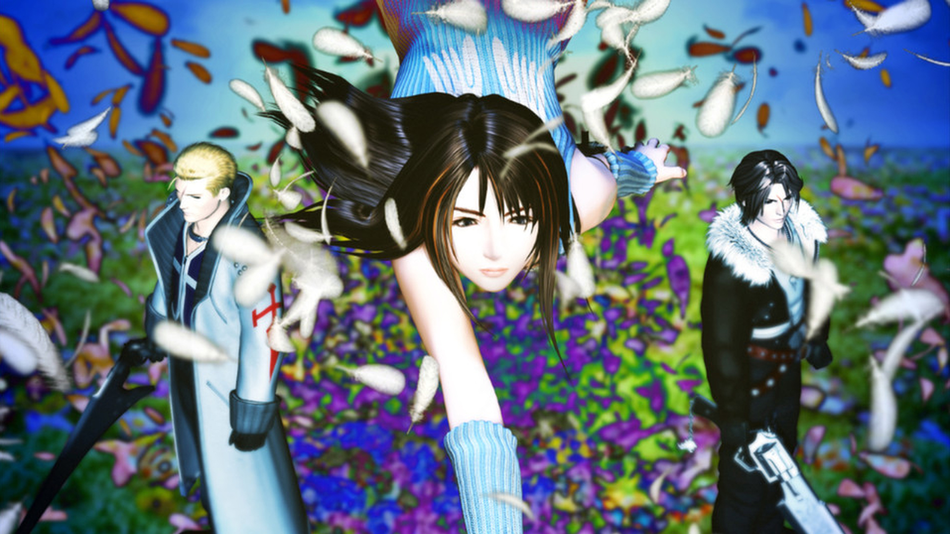 Final Fantasy Viii Remastered Will Release Next Month Pcgamesn