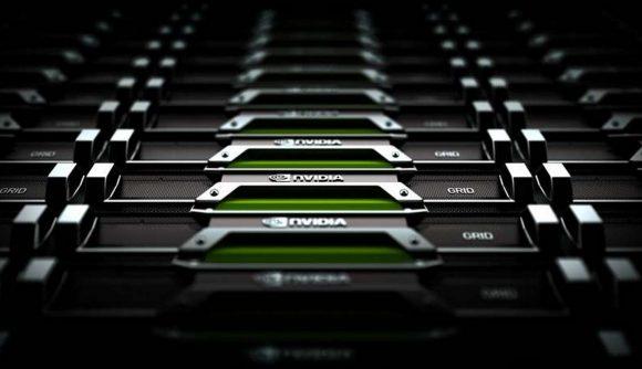 Графические процессоры NVIDIA server