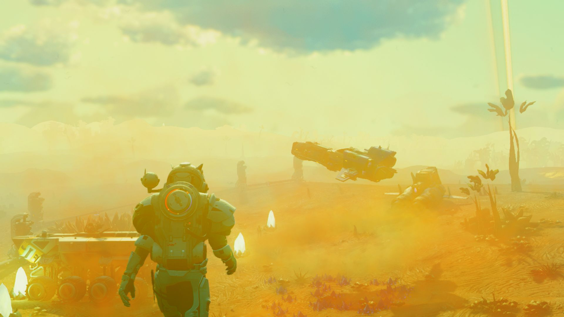 """No Man's Sky: Beyond adds VR, a little Star Wars, and """"a lot"""