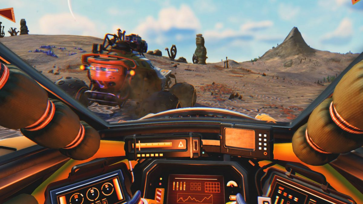 No Man's Sky VR hit with performance problems across headsets, fixes on way