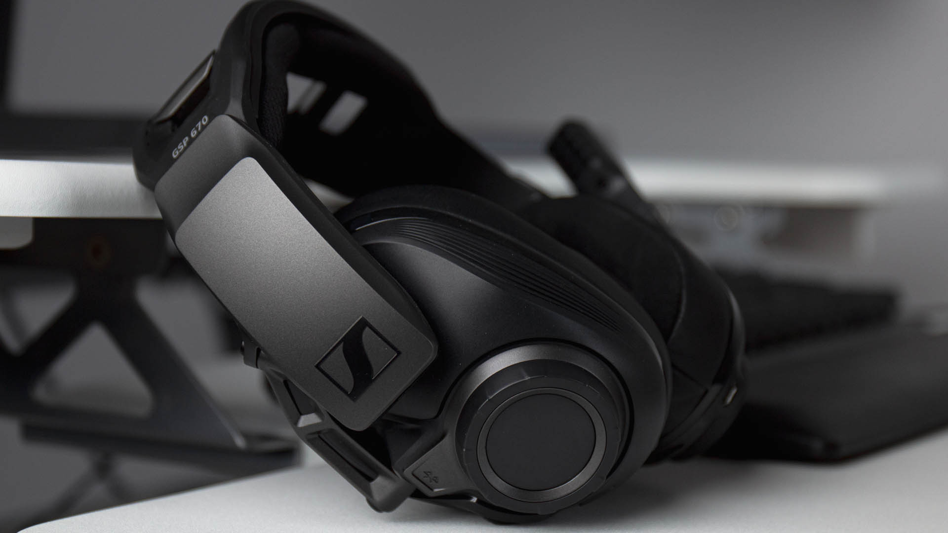 Sennheiser GSP 670 gaming headset review: first-rate audio meets premium wireless