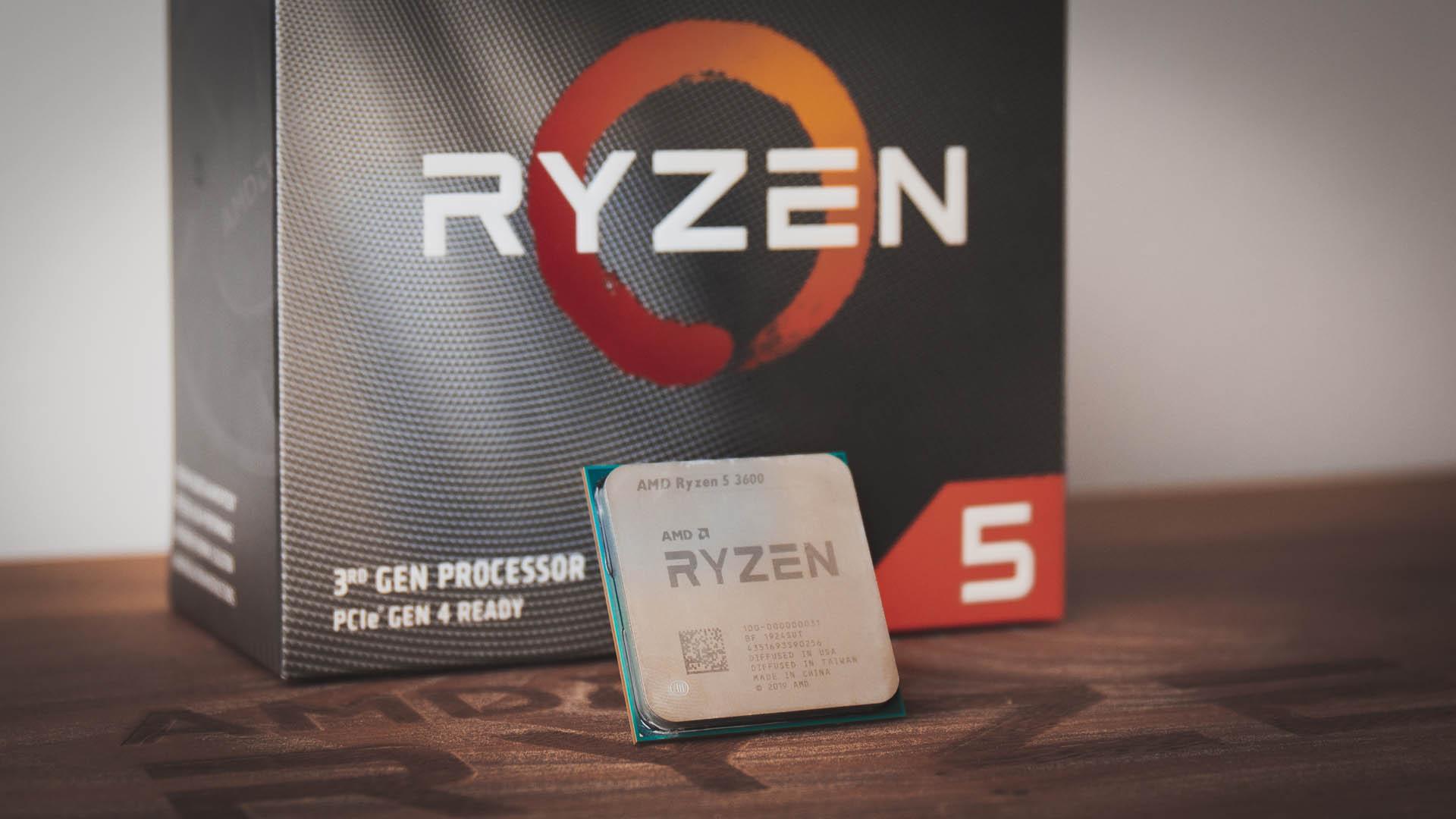 Amd Ryzen 5 3600x Vs 3600 Which Is The Better Cpu Buy Pcgamesn