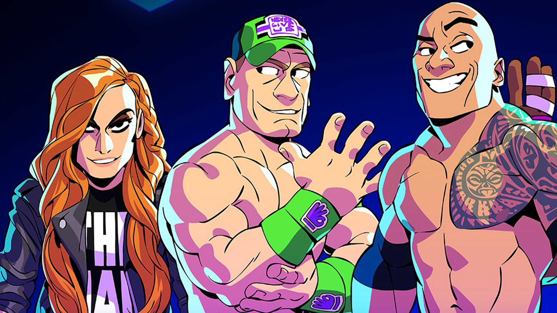 John Cena Becky Lynch And More Wwe Stars Join Smash Bros Like Brawlhalla Pcgamesn