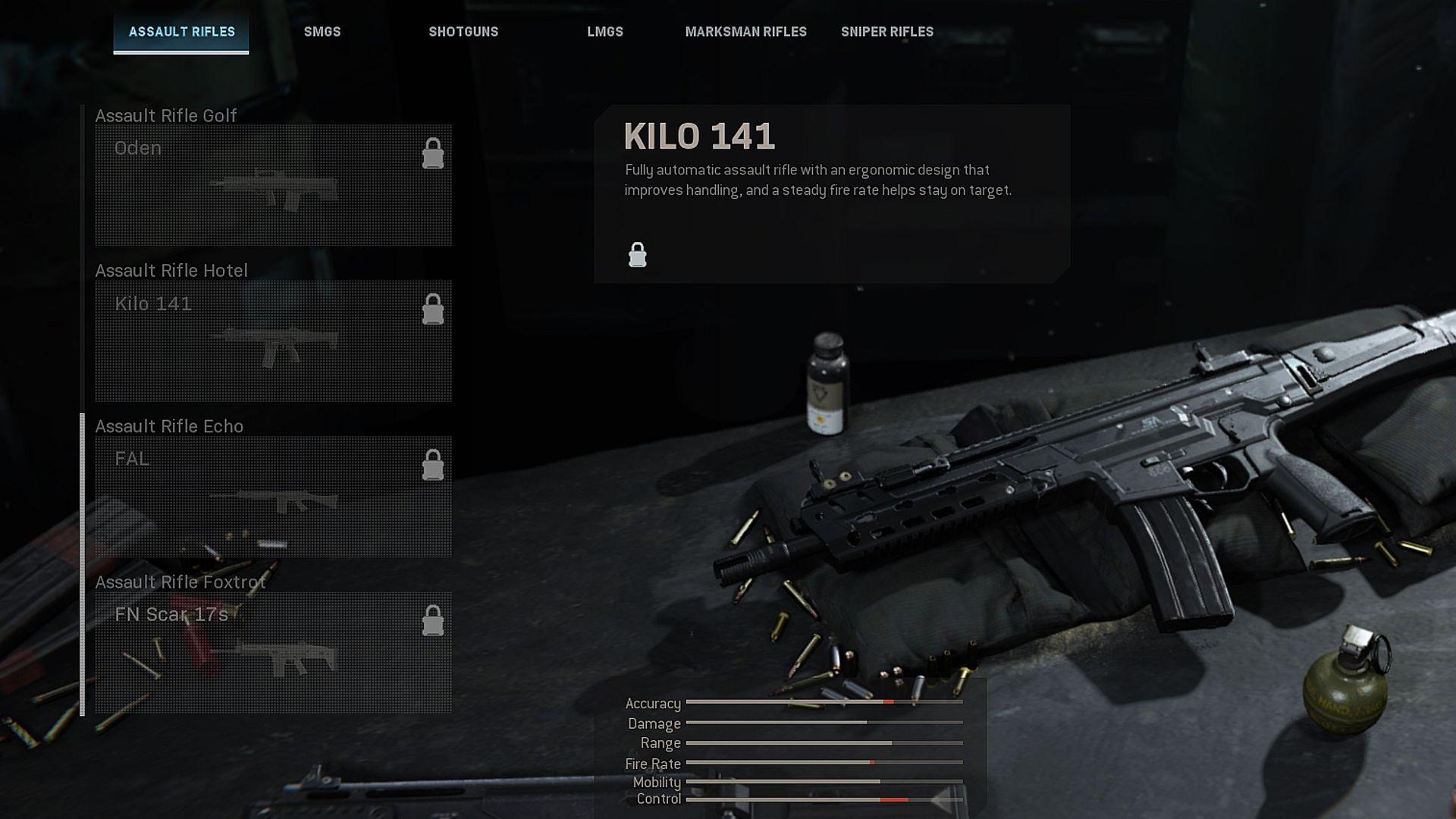 Modern Warfare Double Weapon XP