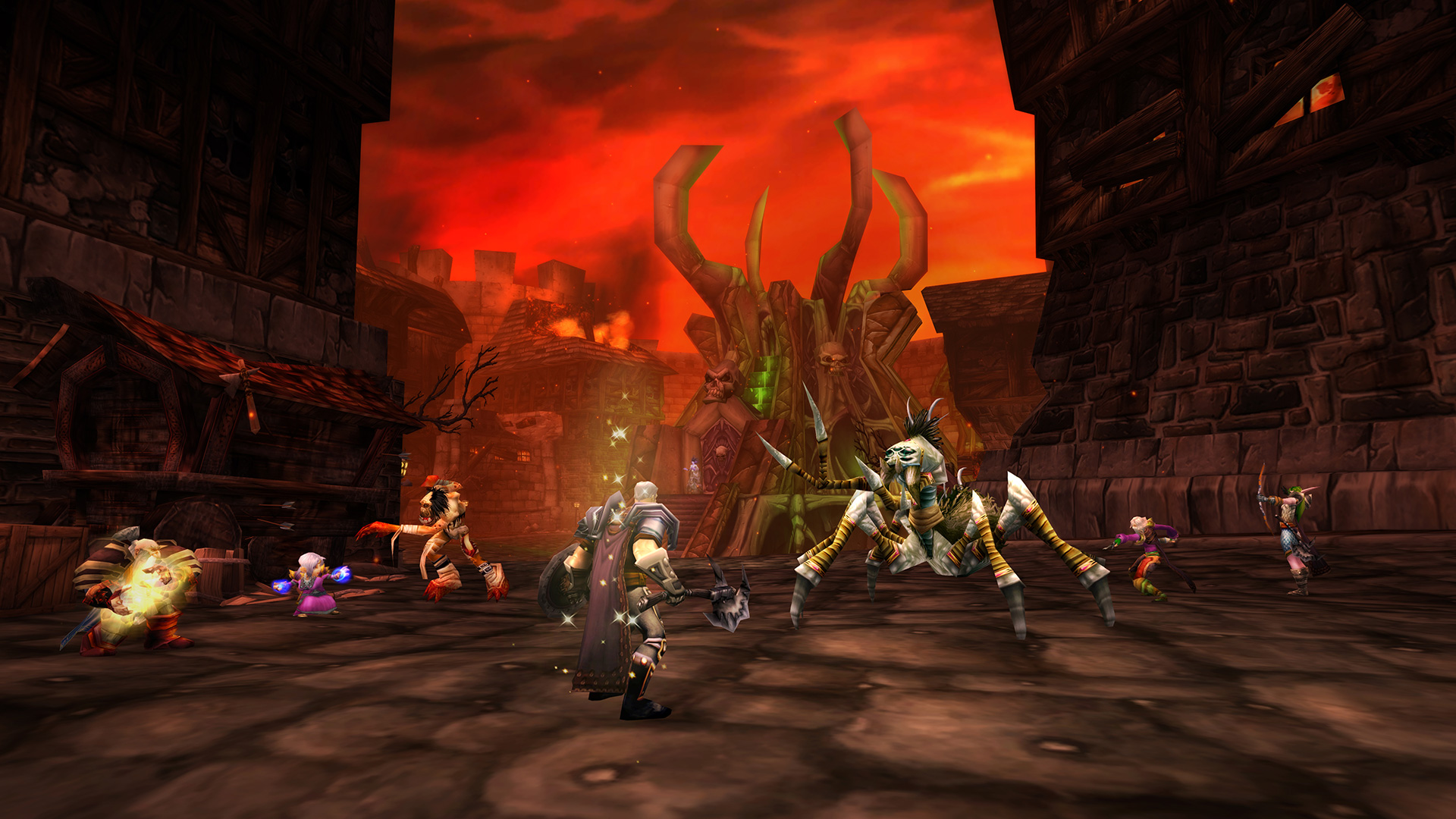 Classic Wow Classes Which Class To Pick For Vanilla World Of Warcraft Pcgamesn