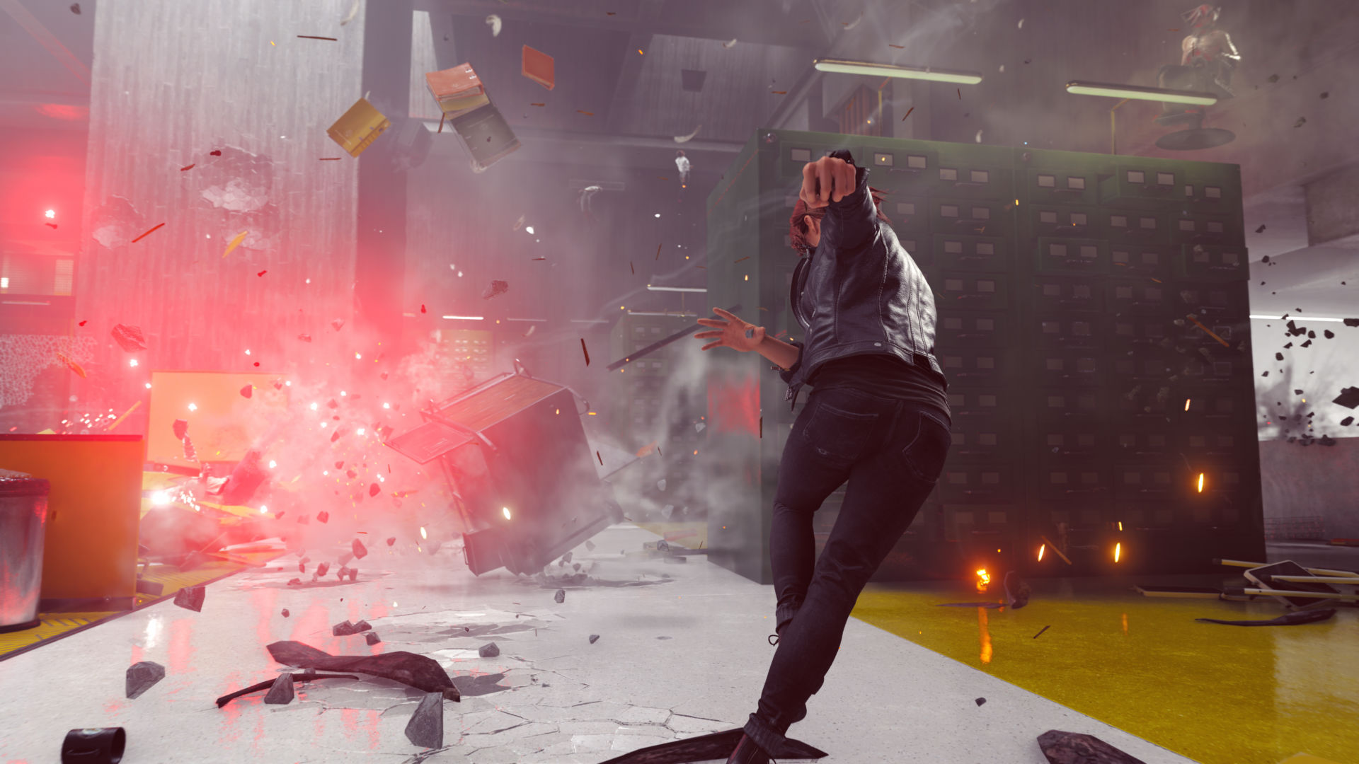 Control is this week's free game from Epic