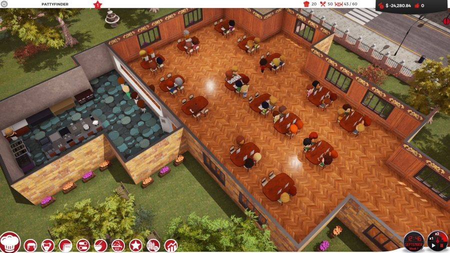 Cooking games, chef restaurant management game