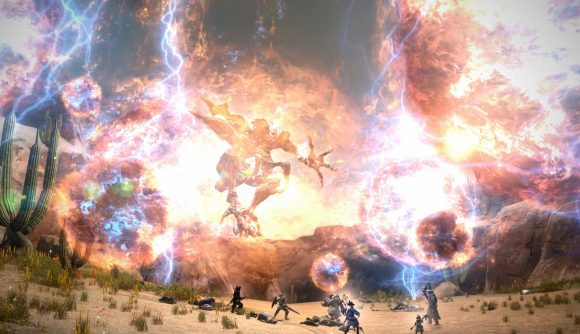Final Fantasy isn't getting a new MMO any time soon because