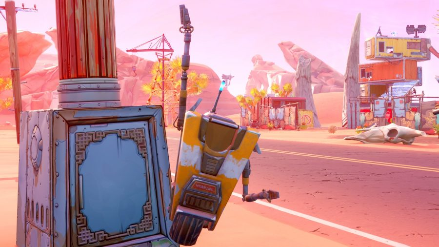 Fortnite Claptrap's eye: where to find Claptrap's eye and