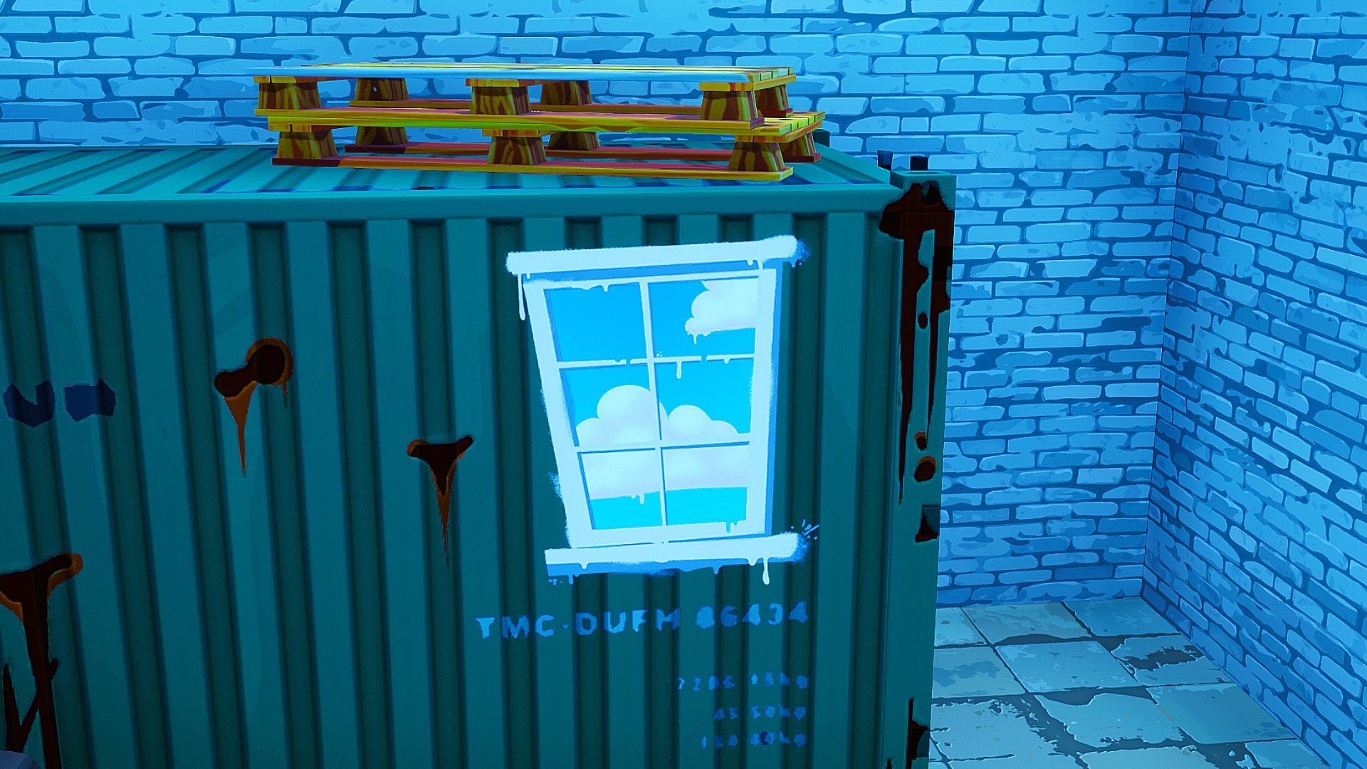 Fortnite containers with windows: where to search chests ...