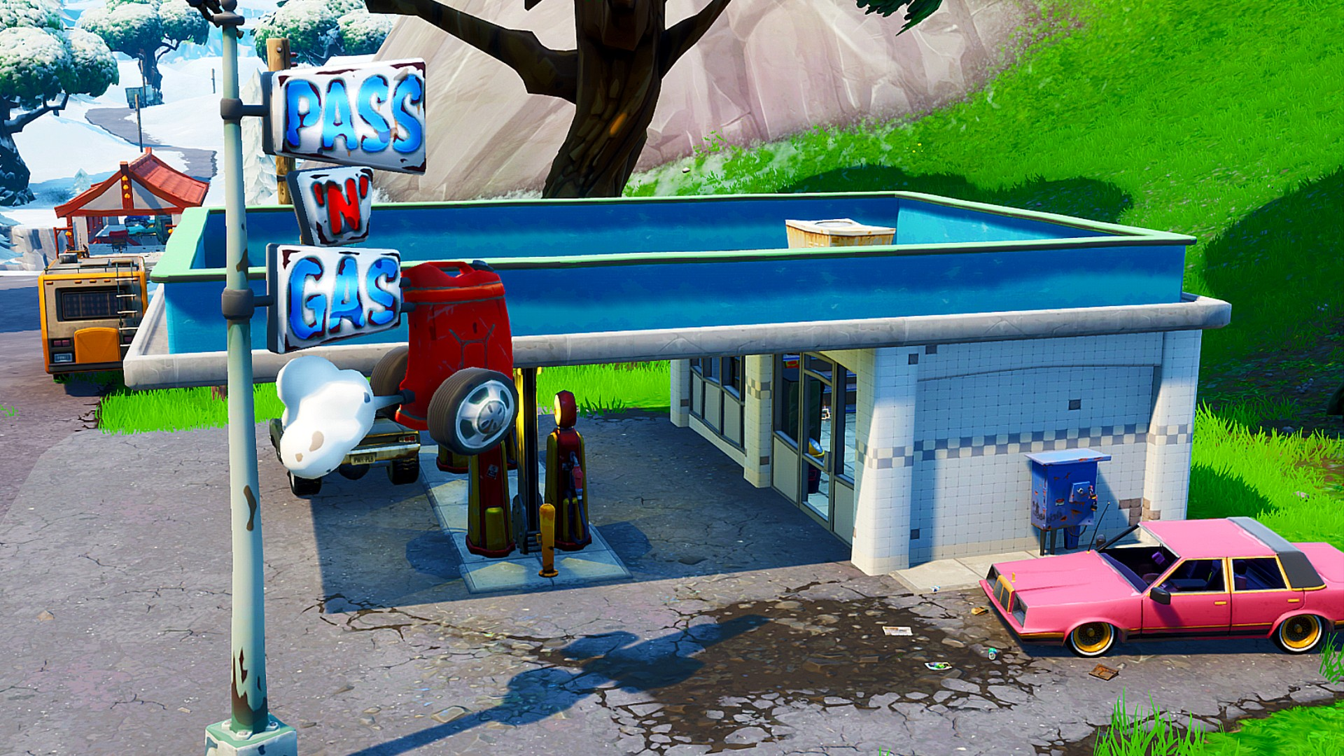 Fortnite gas stations: where to find and spray three ...