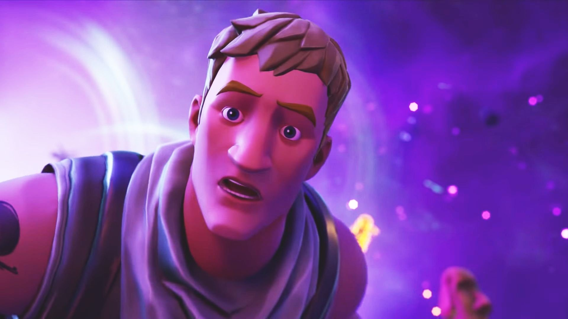 Heres Your First Look At The Fortnite Season X Map Pcgamesn
