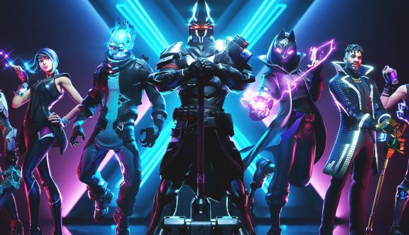The Fortnite Season X Patch Notes Teases The Return Of Old