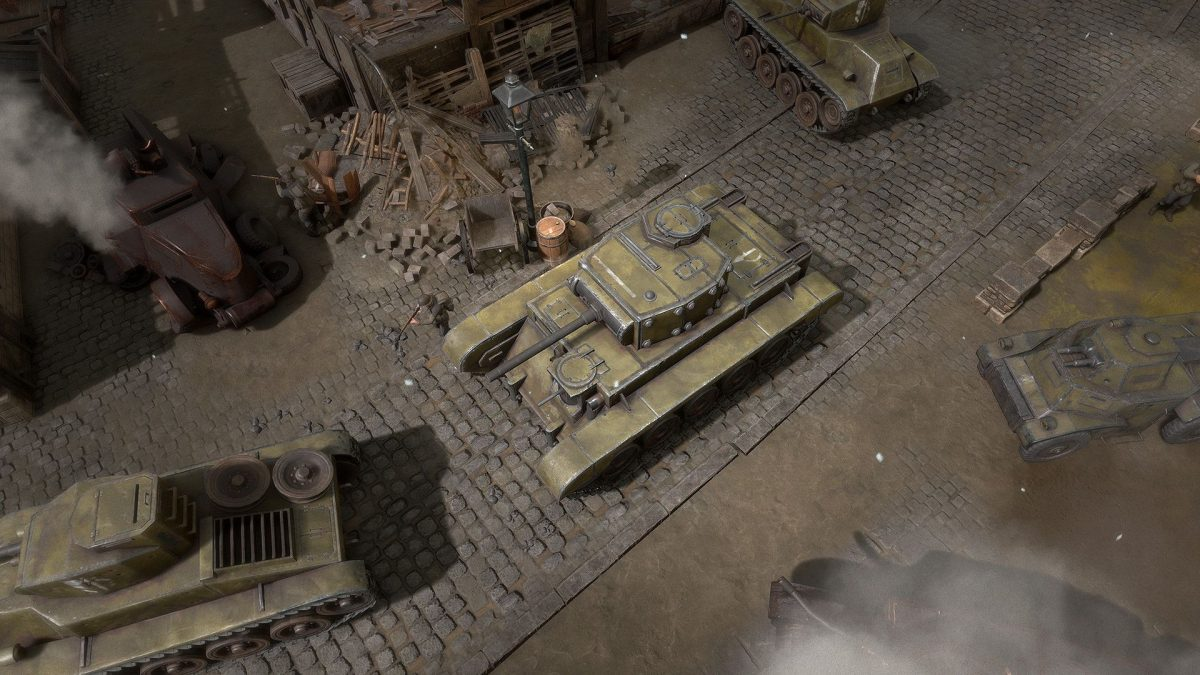 Making it in Unreal: how Foxhole delivers a massive war sim full of Eve-like drama