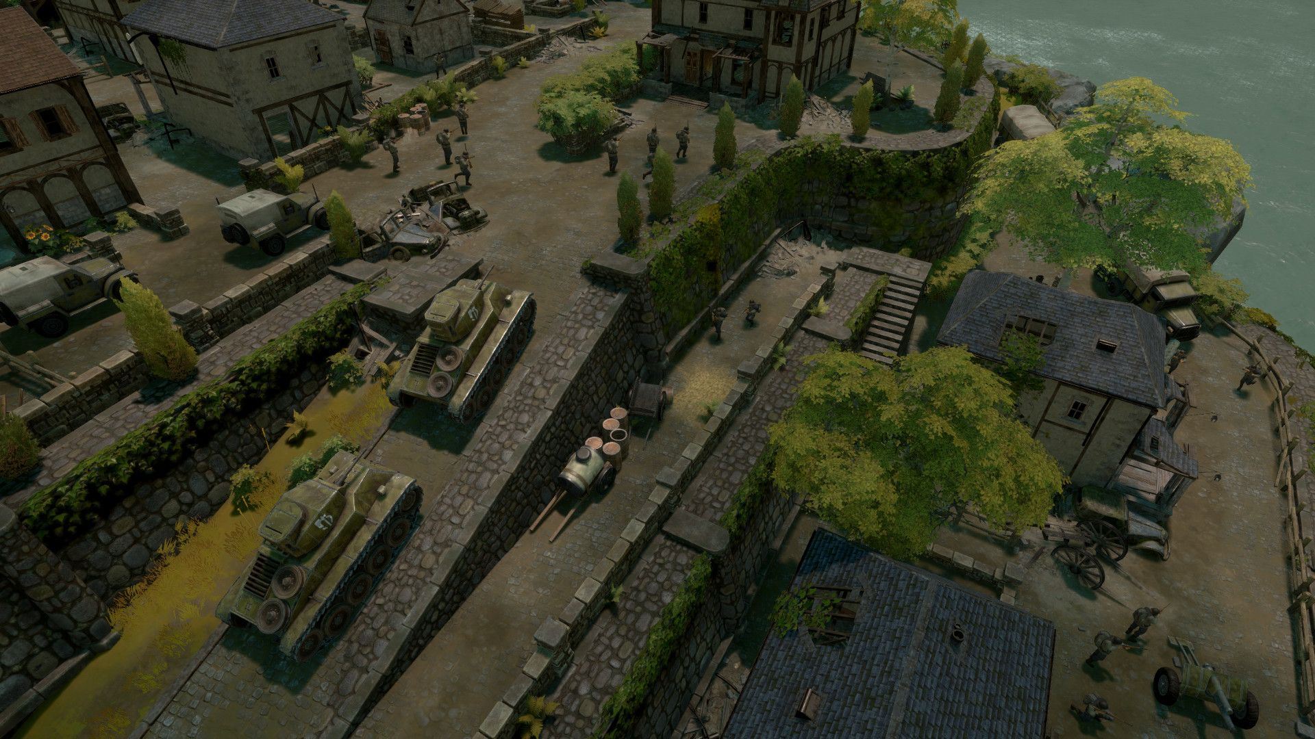 Making it in Unreal: how Foxhole delivers a massive war sim