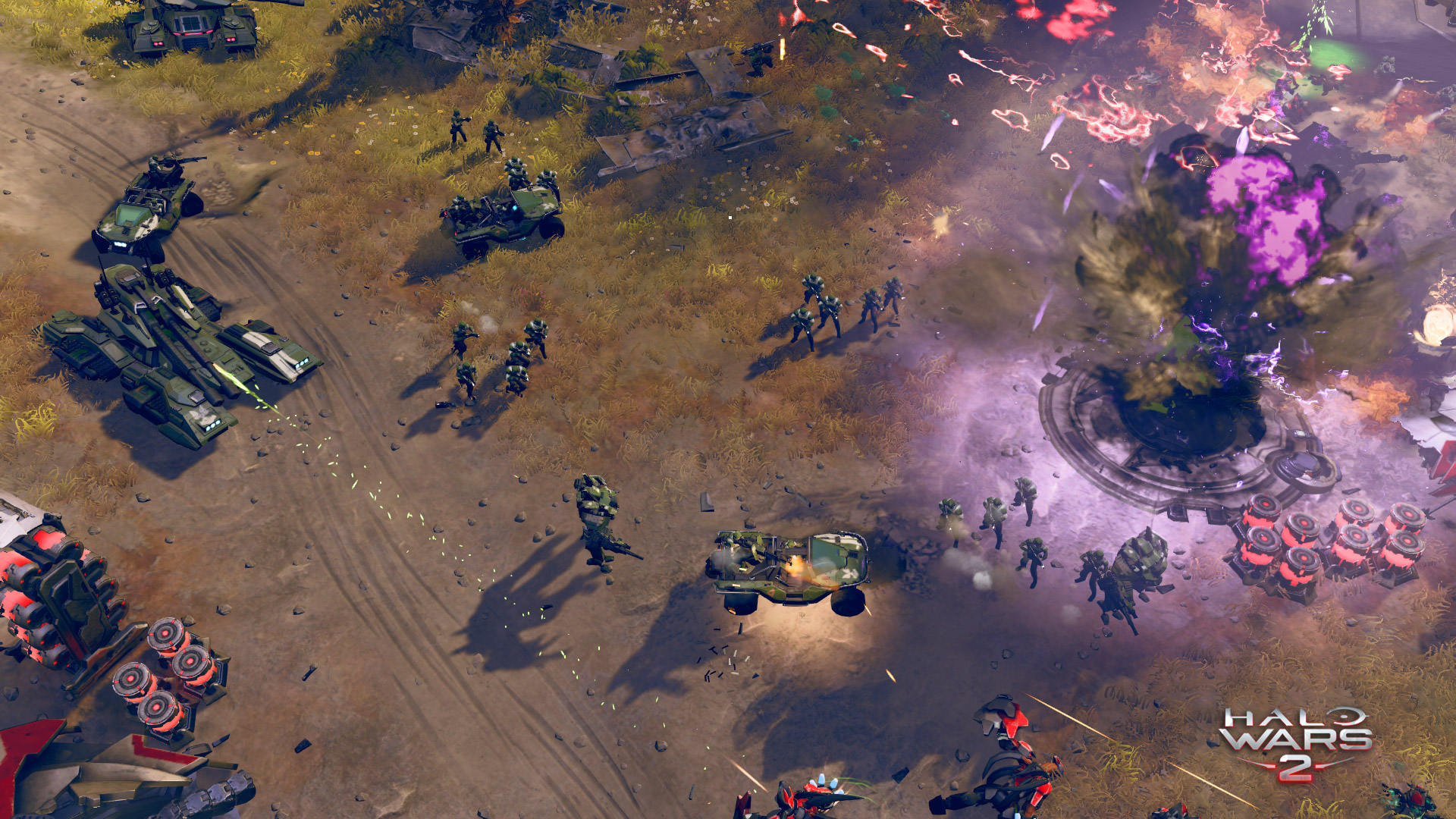 """Despite fan demand, the Halo Wars 2 devs are """"unable to commit"""" to more support"""
