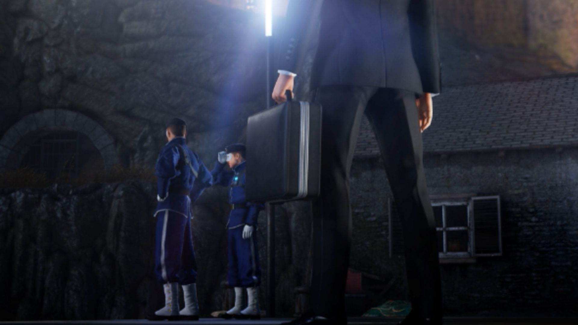 Hitman 3 Will Include All The Levels You Ve Played In Hitman And