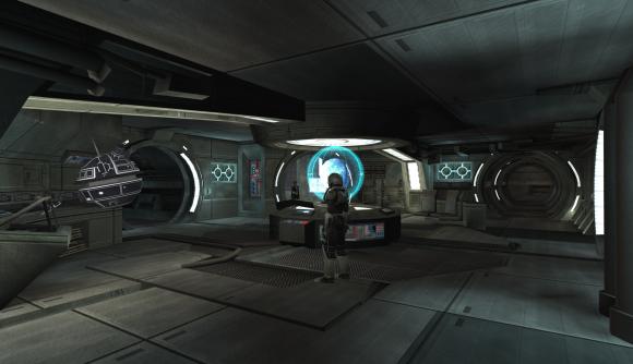 KOTOR 2 gets a massive AI-enhanced HD texture mod | PCGamesN