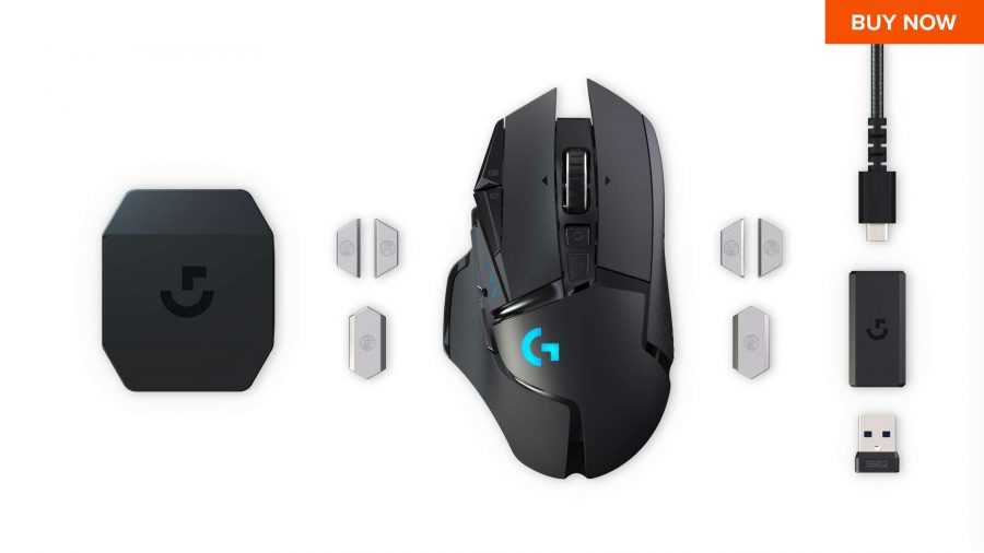 Six reasons the G502 LIGHTSPEED is the ultimate wireless