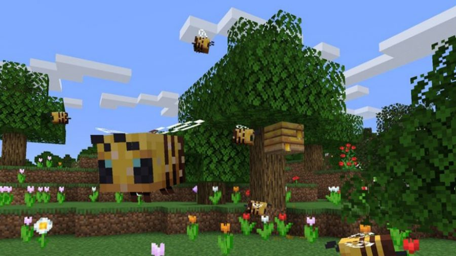Minecraft bees update: all the buzz about 1 15's new mob