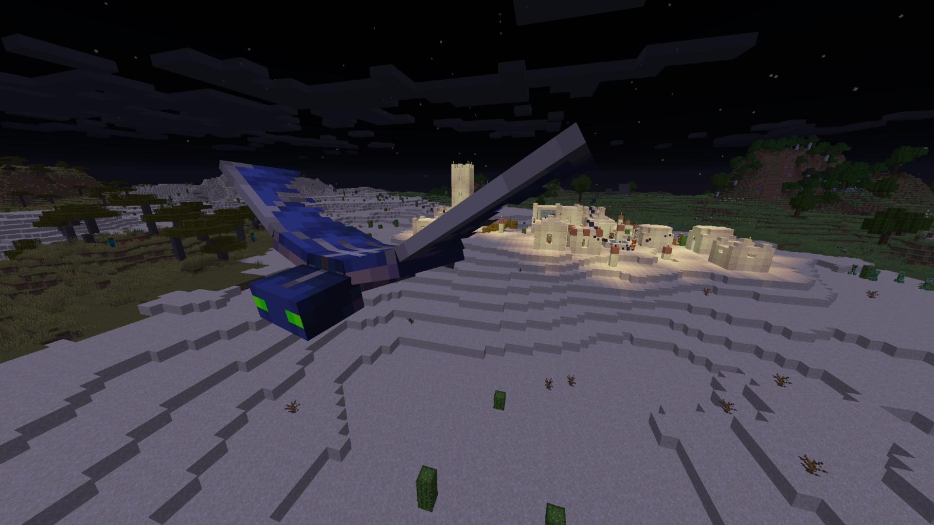 Minecraft phantom: summoning, spawning, and looting guide