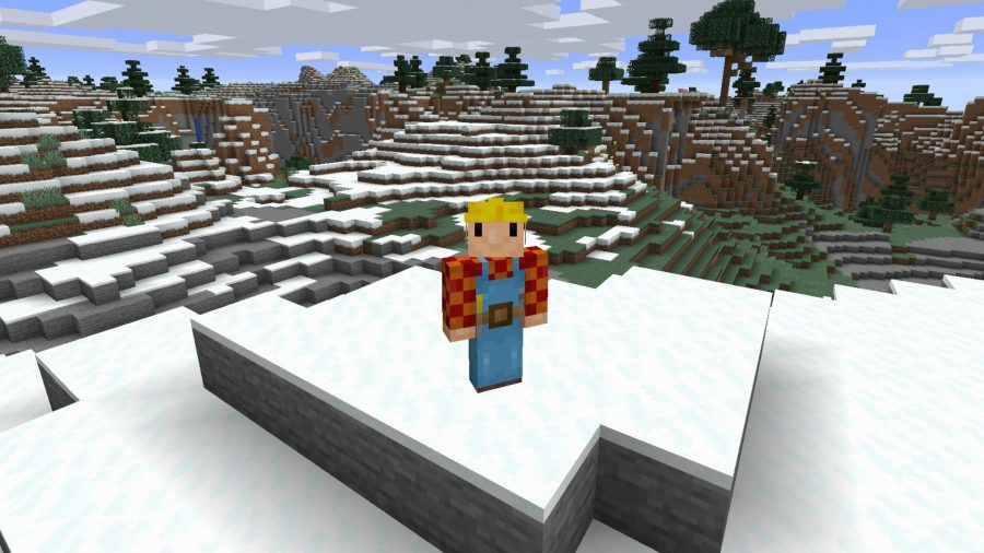 Minecraft skins Bob the Builder