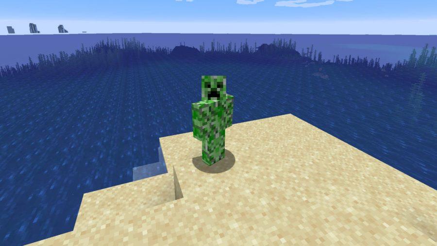 Minecraft skins Creeper
